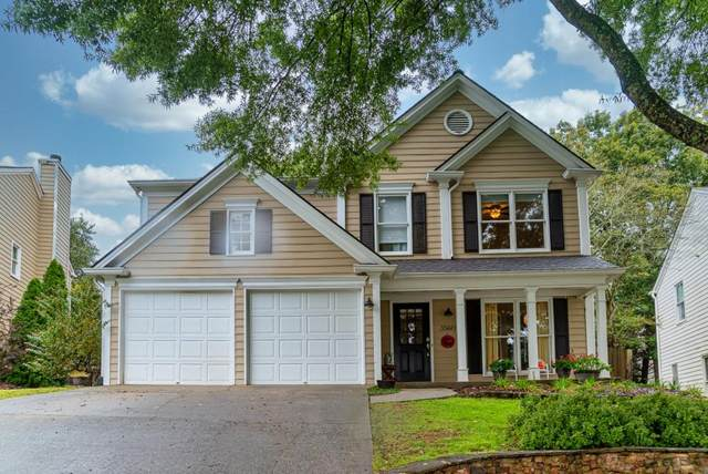 3560 Patterstone Drive, Johns Creek, GA 30022 (MLS #6787033) :: Rock River Realty
