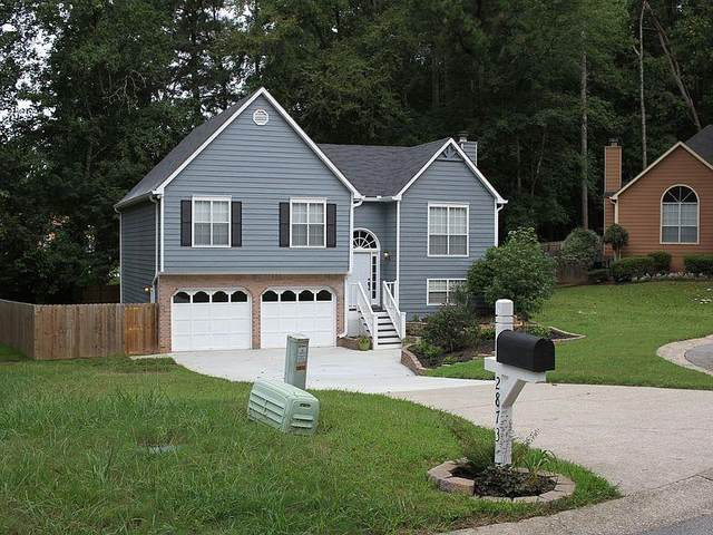 2873 Red Haven Court, Powder Springs, GA 30127 (MLS #6787041) :: The Butler/Swayne Team