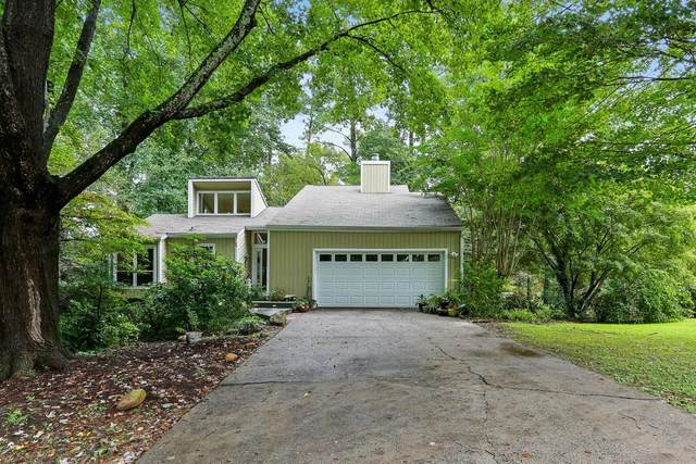 1 Ashton Woods Drive, Marietta, GA 30062 (MLS #6787045) :: The Butler/Swayne Team