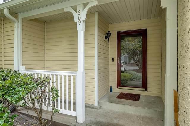 809 Heritage Drive SW, Marietta, GA 30064 (MLS #6787053) :: The Heyl Group at Keller Williams