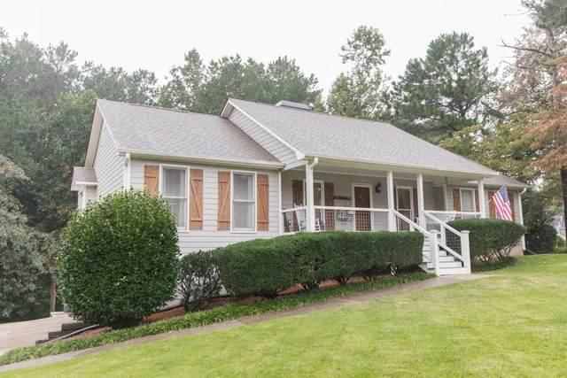 418 Stratford Drive, Douglasville, GA 30134 (MLS #6787066) :: The Heyl Group at Keller Williams