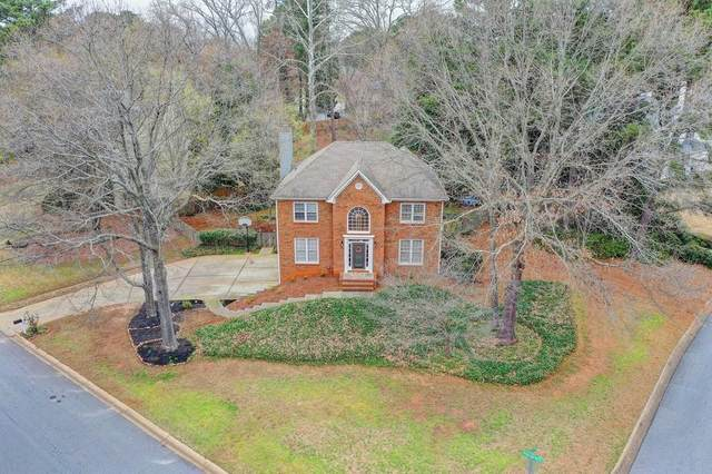 1611 Greyfield Trace, Snellville, GA 30078 (MLS #6787073) :: Lakeshore Real Estate Inc.