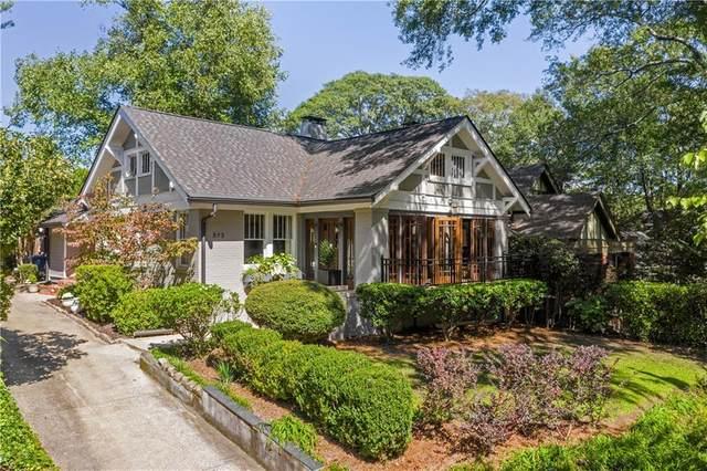 372 9th Street NE, Atlanta, GA 30309 (MLS #6787077) :: Vicki Dyer Real Estate