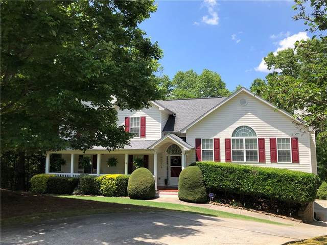 502 Spring Court, White, GA 30184 (MLS #6787080) :: Kennesaw Life Real Estate