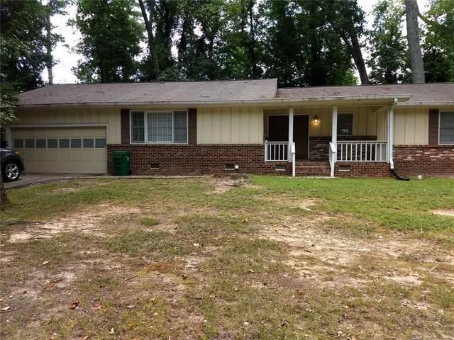 1268 Valley View Road, Atlanta, GA 30338 (MLS #6787081) :: The Butler/Swayne Team