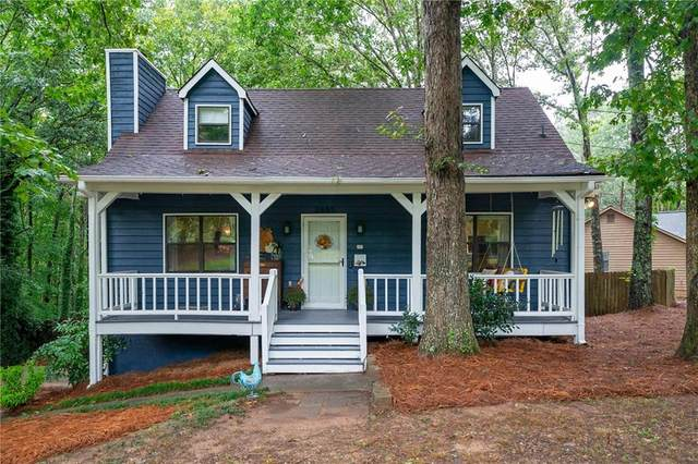2885 Mountain Brook Road, Canton, GA 30114 (MLS #6787089) :: The Heyl Group at Keller Williams