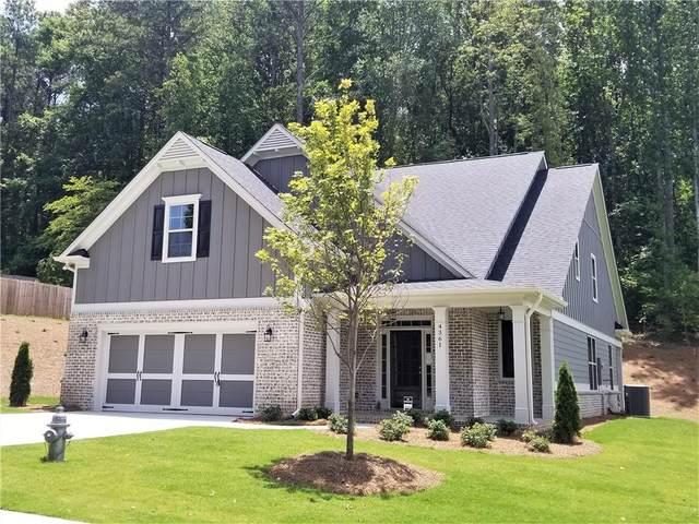 4361 Mitchell Hill Drive, Acworth, GA 30101 (MLS #6787092) :: Kennesaw Life Real Estate