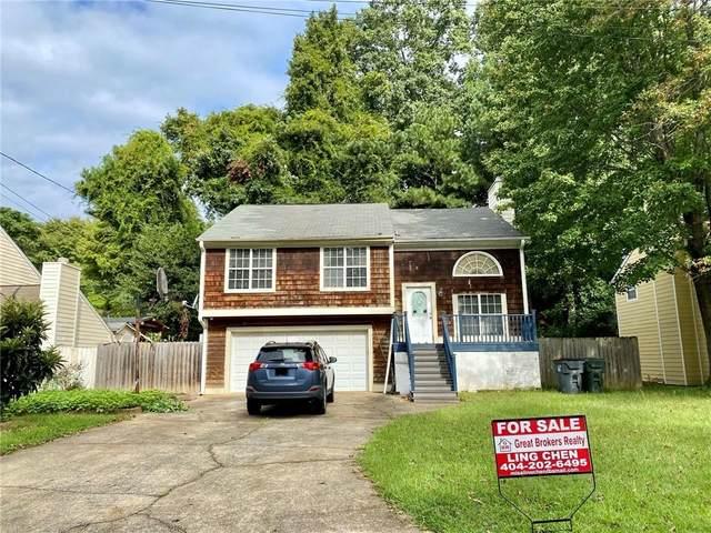 2305 Anamanda Close, Norcross, GA 30071 (MLS #6787105) :: Scott Fine Homes at Keller Williams First Atlanta