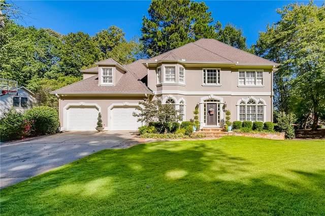 111 Clipper Bay Drive, Alpharetta, GA 30005 (MLS #6787110) :: AlpharettaZen Expert Home Advisors