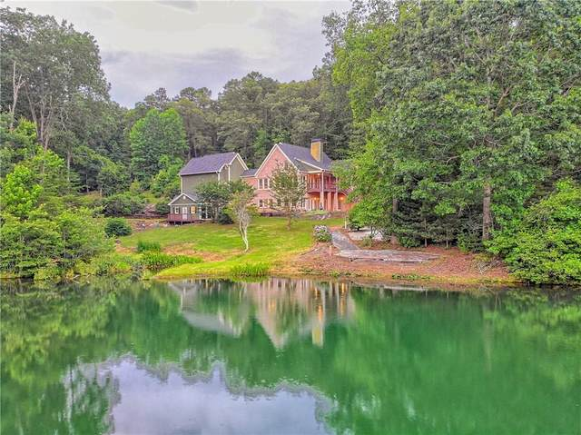 645 Yates Circle, Clarkesville, GA 30523 (MLS #6787151) :: The Cowan Connection Team