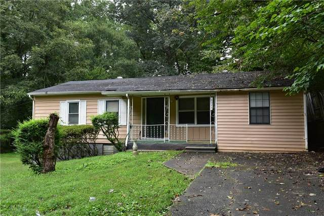 4328 Rushmore Place, Forest Park, GA 30297 (MLS #6787174) :: The Heyl Group at Keller Williams