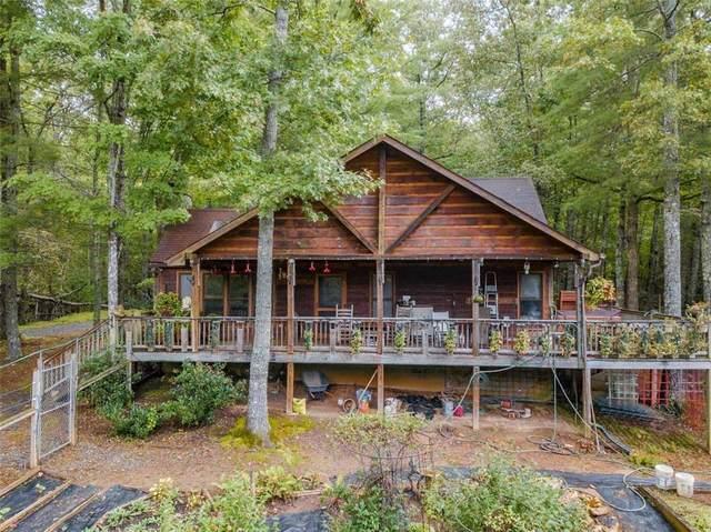 260 Old Indian Trail, Blue Ridge, GA 30513 (MLS #6787183) :: North Atlanta Home Team