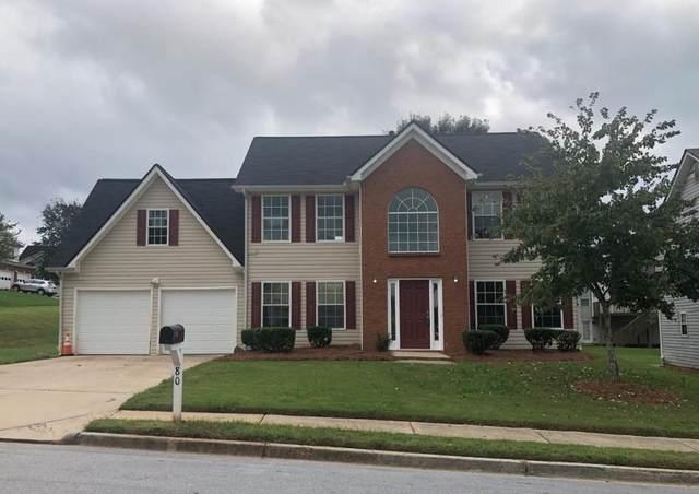 80 Greenway Drive, Covington, GA 30016 (MLS #6787193) :: The Heyl Group at Keller Williams