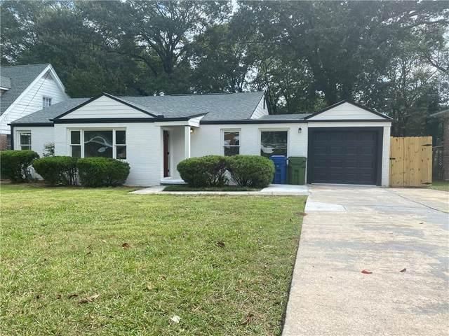 1434 Adele Avenue SW, Atlanta, GA 30314 (MLS #6787214) :: Kennesaw Life Real Estate