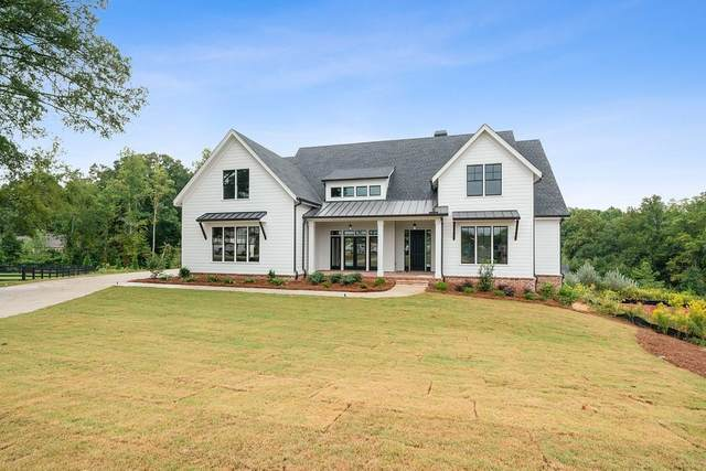 205 Creekstone Court, Canton, GA 30115 (MLS #6787220) :: The Heyl Group at Keller Williams