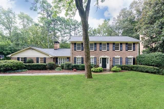 935 Landmark Drive, Atlanta, GA 30342 (MLS #6787229) :: The Heyl Group at Keller Williams