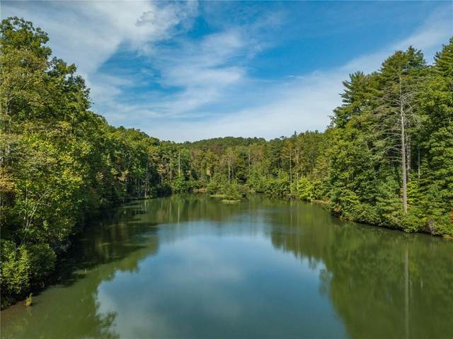 4840 Waterford Way, Big Canoe, GA 30143 (MLS #6787234) :: Path & Post Real Estate