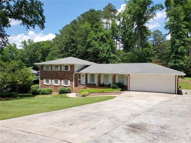 3195 Windsor Forest Drive, Chamblee, GA 30341 (MLS #6787269) :: Tonda Booker Real Estate Sales