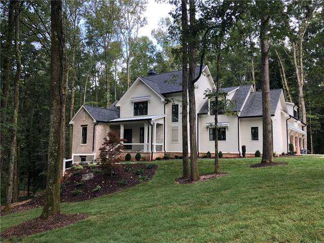320 Hickory Flat Road, Milton, GA 30004 (MLS #6787283) :: Rock River Realty