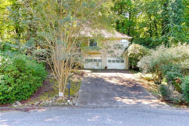 3412 Belleford Court NE, Roswell, GA 30075 (MLS #6787289) :: The Cowan Connection Team