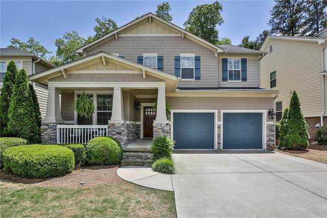 4450 Wilkerson Place SE, Smyrna, GA 30082 (MLS #6787309) :: The Cowan Connection Team