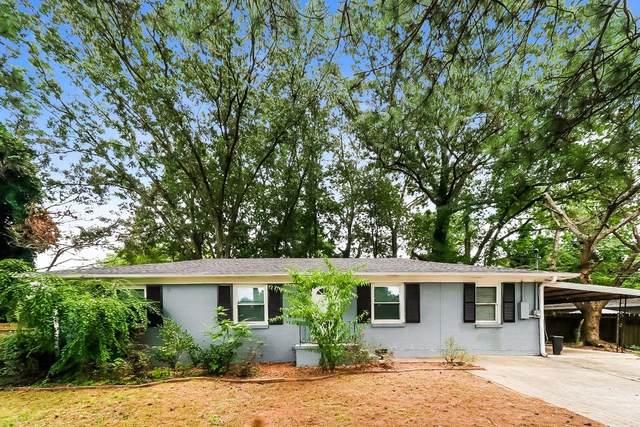 2367 Wynona Drive SE, Marietta, GA 30060 (MLS #6787330) :: Kennesaw Life Real Estate
