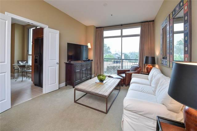 2626 Peachtree Road NW #704, Atlanta, GA 30305 (MLS #6787334) :: Thomas Ramon Realty