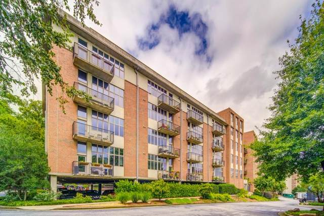 640 Glen Iris Drive NE #502, Atlanta, GA 30308 (MLS #6787347) :: North Atlanta Home Team