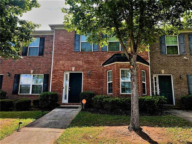 7712 Autry Circle #107, Douglasville, GA 30134 (MLS #6787363) :: RE/MAX Paramount Properties