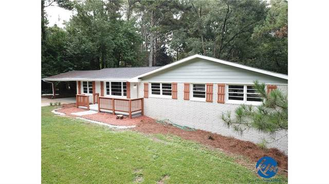 1746 Bethsaida Road, Riverdale, GA 30296 (MLS #6787364) :: The Heyl Group at Keller Williams