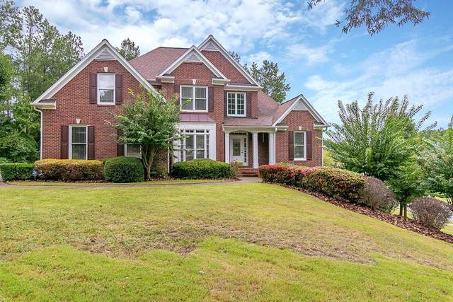12 Hunt Creek Drive, Acworth, GA 30101 (MLS #6787377) :: Tonda Booker Real Estate Sales