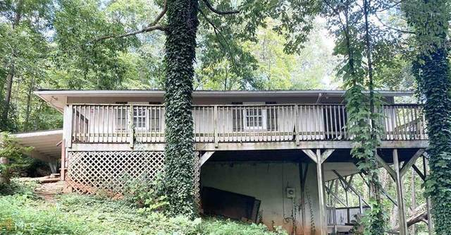 23 Baum Weg, Helen, GA 30545 (MLS #6787390) :: The Heyl Group at Keller Williams