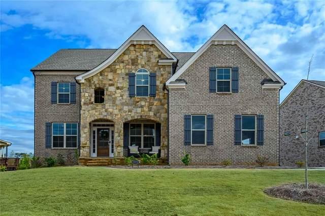 4571 Woodward Walk Lane, Suwanee, GA 30024 (MLS #6787454) :: North Atlanta Home Team