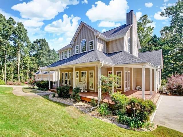 3988 Grant Drive, Douglasville, GA 30135 (MLS #6787477) :: Tonda Booker Real Estate Sales