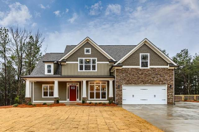 32 Rock Ridge Court Se Court SE, Cartersville, GA 30120 (MLS #6787478) :: North Atlanta Home Team