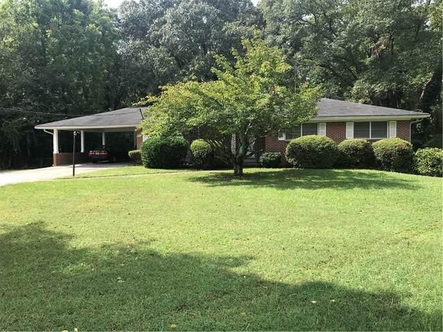 4093 Flat Shoals Parkway, Decatur, GA 30034 (MLS #6787493) :: North Atlanta Home Team