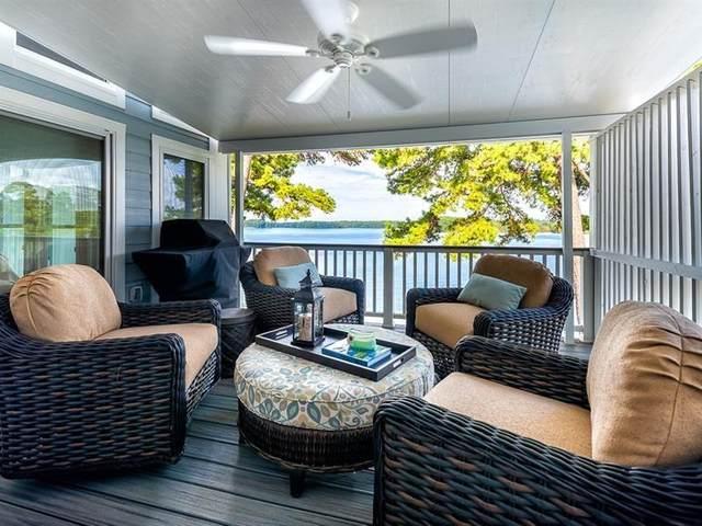 2100 Habersham Marina Road 301F, Cumming, GA 30041 (MLS #6787497) :: Kennesaw Life Real Estate