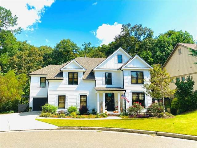 132 Generals Place, Canton, GA 30114 (MLS #6787500) :: The Hinsons - Mike Hinson & Harriet Hinson