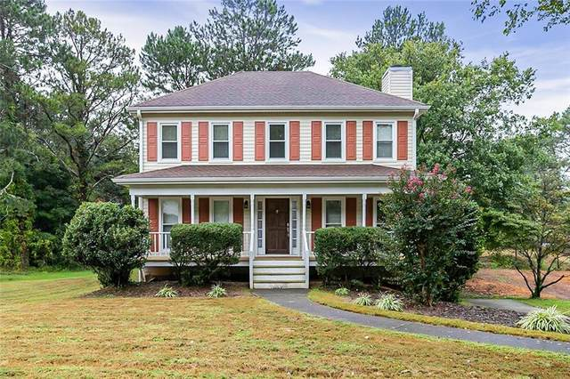 2105 Amherst Trail SE, Conyers, GA 30094 (MLS #6787504) :: The Heyl Group at Keller Williams