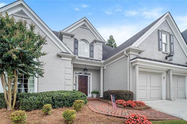 1236 Bluffhaven Way NE, Brookhaven, GA 30319 (MLS #6787505) :: The Residence Experts