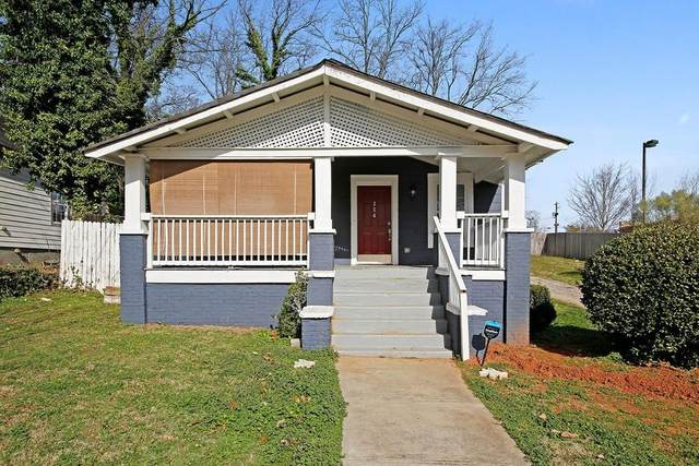 214 Adair Avenue SE, Atlanta, GA 30315 (MLS #6787507) :: The Hinsons - Mike Hinson & Harriet Hinson
