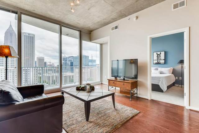 860 Peachtree Street #1314, Atlanta, GA 30308 (MLS #6787512) :: The Heyl Group at Keller Williams