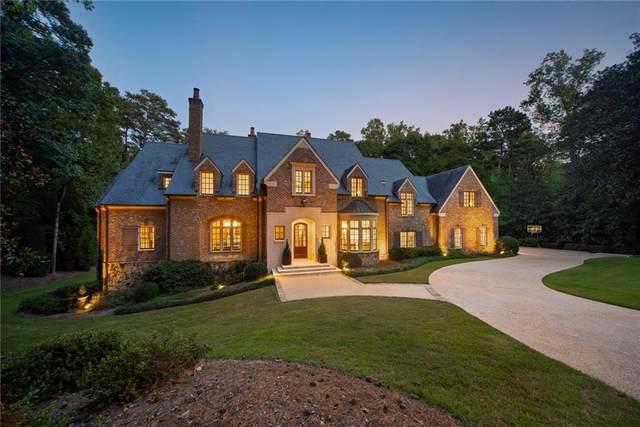 4041 Beechwood Drive NW, Atlanta, GA 30327 (MLS #6787514) :: North Atlanta Home Team