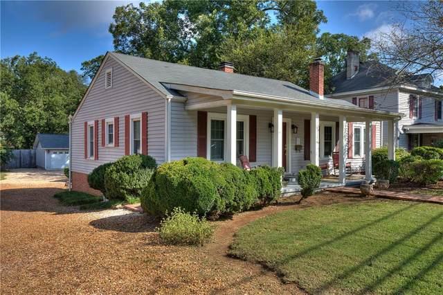 609 West Avenue, Cartersville, GA 30120 (MLS #6787522) :: North Atlanta Home Team
