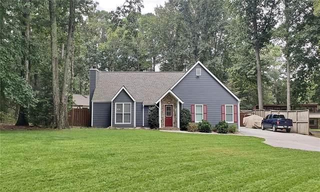 5201 W Jones Bridge Road, Peachtree Corners, GA 30092 (MLS #6787528) :: Scott Fine Homes at Keller Williams First Atlanta