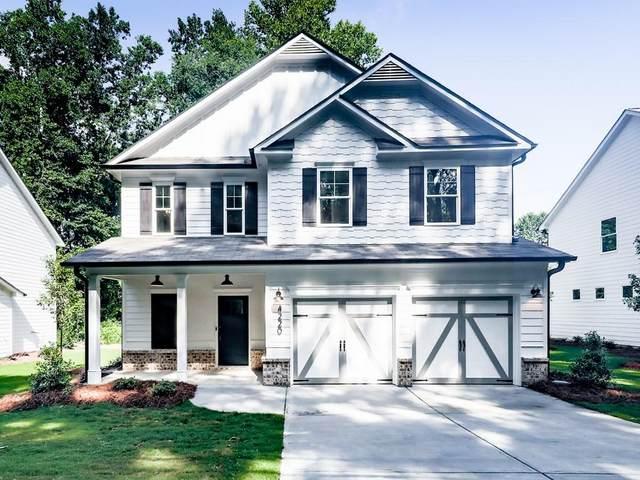 4210 Old Cherokee Street, Acworth, GA 30101 (MLS #6787537) :: Rock River Realty