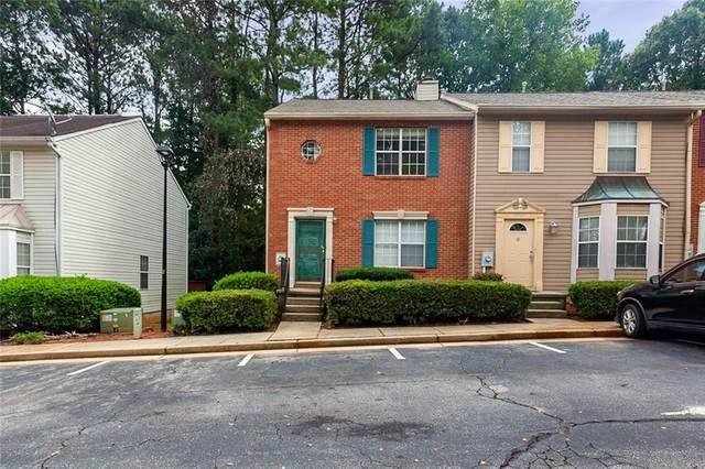 6432 Wedgeview Drive, Tucker, GA 30084 (MLS #6787539) :: The Heyl Group at Keller Williams