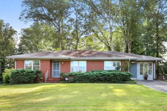 1137 Dan Johnson Road NE, Atlanta, GA 30307 (MLS #6787554) :: Kennesaw Life Real Estate