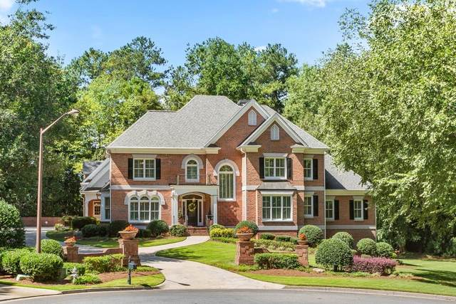 4658 Stepping Stone Lane NW, Kennesaw, GA 30152 (MLS #6787560) :: Kennesaw Life Real Estate