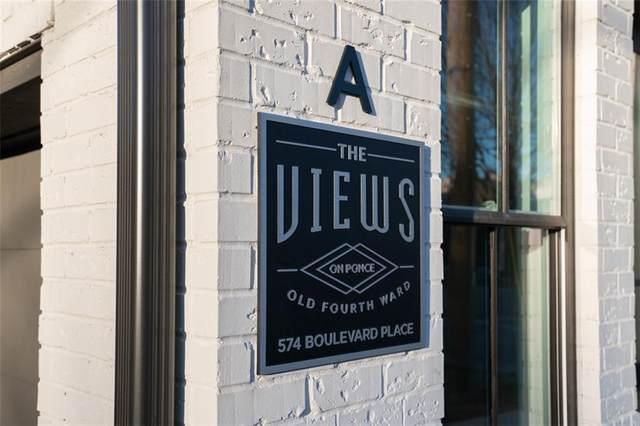 574 Boulevard Place NE #11, Atlanta, GA 30308 (MLS #6787567) :: The Heyl Group at Keller Williams